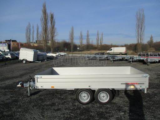 Přívěsný vozík ZV 32/35 2,0T B2 3,50x1,80/0,35* č.3