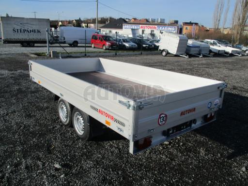 Přívěsný vozík ZV 32/35 2,0T B2 3,50x1,80/0,35* č.4