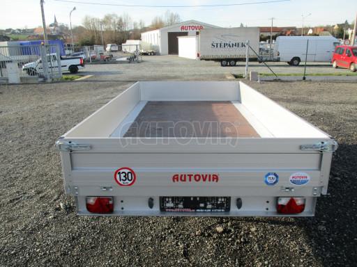 Přívěsný vozík ZV 32/35 2,0T B2 3,50x1,80/0,35* č.5