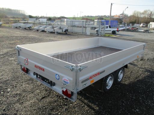 Přívěsný vozík ZV 32/35 2,0T B2 3,50x1,80/0,35* č.6