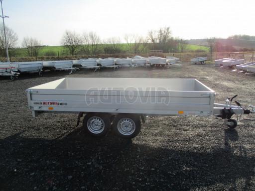 Přívěsný vozík ZV 32/35 2,0T B2 3,50x1,80/0,35* č.7