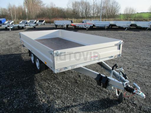 Přívěsný vozík ZV 32/35 2,0T B2 3,50x1,80/0,35* č.8