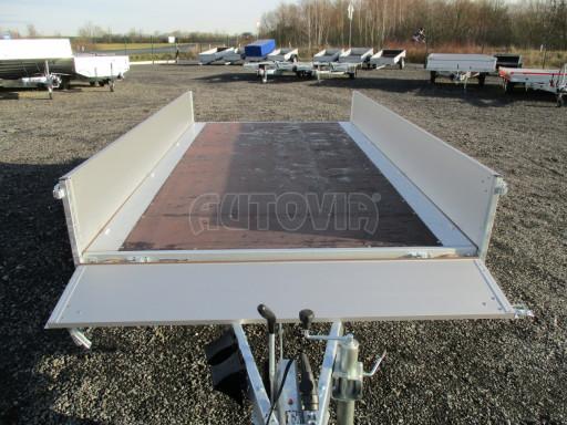 Přívěsný vozík ZV 32/35 2,0T B2 3,50x1,80/0,35* č.10