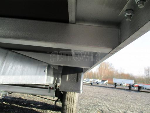 Přívěsný vozík ZV 32/35 2,0T B2 3,50x1,80/0,35* č.13