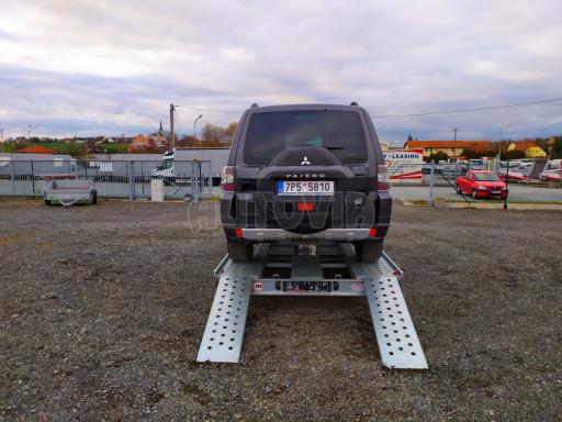 Přívěsný vozík pro přepravu aut KAR 10 2,6T 10 4,01x1,99 č.6