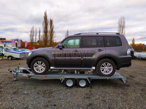 Přívěsný vozík pro přepravu aut KAR 10 2,6T 10 4,01x1,99 č.10