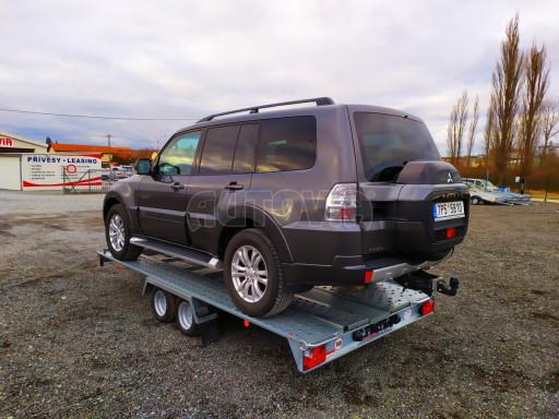 Přívěsný vozík pro přepravu aut KAR 10 2,6T 10 4,01x1,99 č.11
