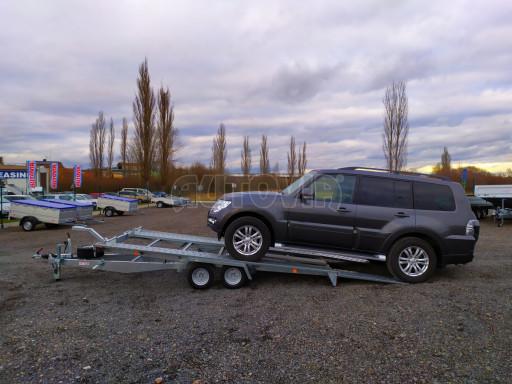 Přívěsný vozík pro přepravu aut KAR 10 2,6T 10 4,01x1,99 č.16