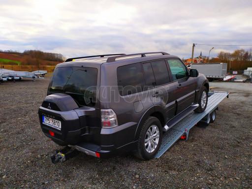 Přívěsný vozík pro přepravu aut KAR 10 2,6T 10 4,01x1,99 č.19