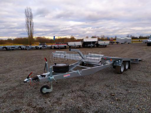 Přívěsný vozík pro přepravu aut KAR 10 2,6T 10 4,01x1,99 č.23