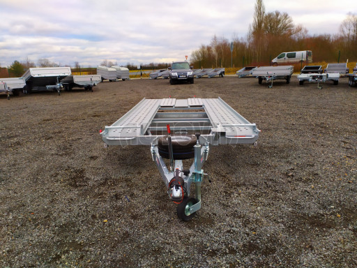 Přívěsný vozík pro přepravu aut KAR 10 2,6T 10 4,01x1,99 č.30