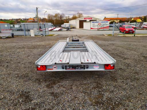 Přívěsný vozík pro přepravu aut KAR 10 2,6T 10 4,01x1,99 č.34