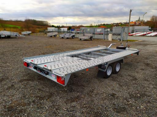 Přívěsný vozík pro přepravu aut KAR 10 2,6T 10 4,01x1,99 č.35