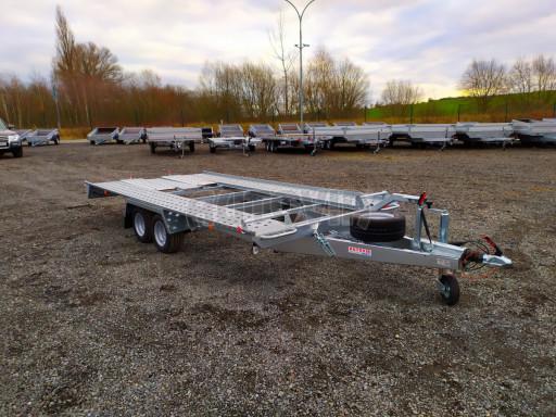 Přívěsný vozík pro přepravu aut KAR 10 2,6T 10 4,01x1,99 č.37
