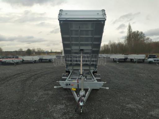 Třístranný sklápěč VER 3SKS 2,7T 3,35x1,76/0,60 el nástavba č.10