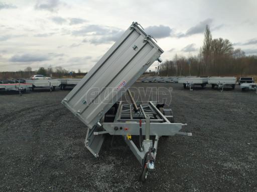 Třístranný sklápěč VER 3SKS 2,7T 3,35x1,76/0,60 el nástavba č.18