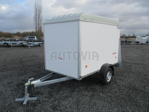 Skříňový vozík s laminátovým víkem ZV 27 N1 O 2,50x1,48/1,65** č.3