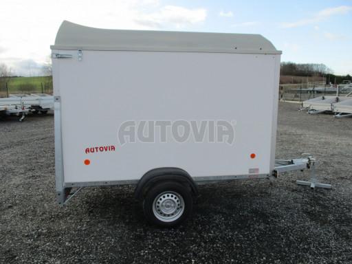 Skříňový vozík s laminátovým víkem ZV 27 N1 O 2,50x1,48/1,65** č.9