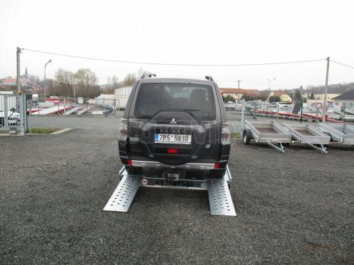 Sklápěcí přívěs pro přepravu aut KAR 47 3,0T 4,70 x 2,015 č.11