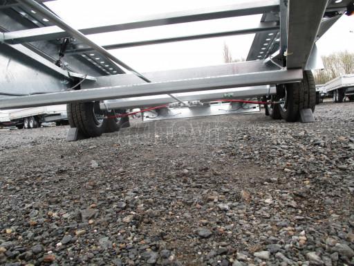 Sklápěcí přívěs pro přepravu aut KAR 47 3,0T 4,70 x 2,015 č.23