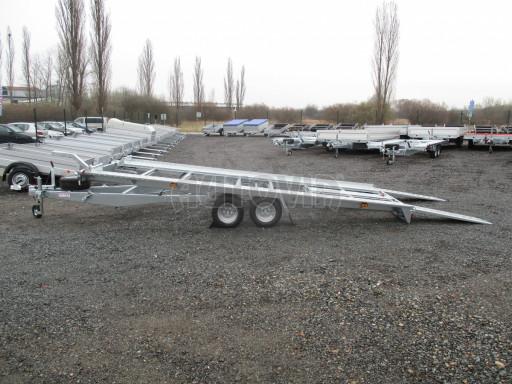 Sklápěcí přívěs pro přepravu aut KAR 47 3,0T 4,70 x 2,015 č.27