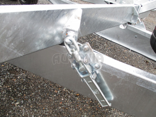 Sklápěcí přívěs pro přepravu aut KAR 47 3,0T 4,70 x 2,015 č.34