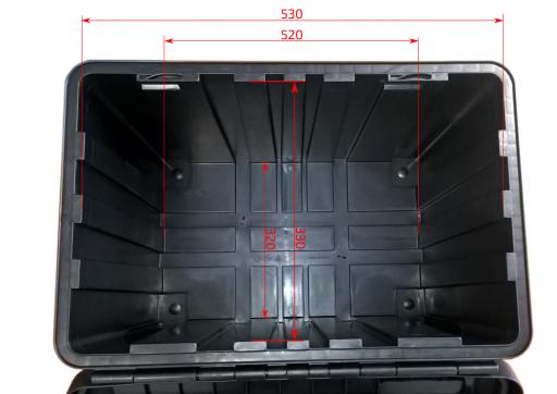 Bedna na nářadí 600mm x 415mm x 460mm č.6
