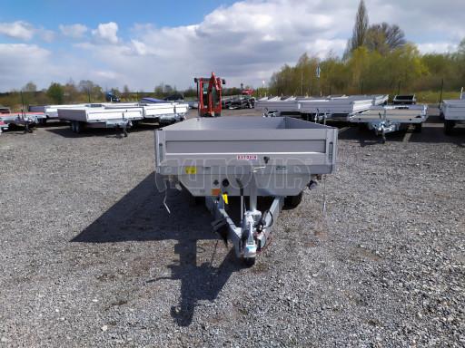 Sklápěcí přívěsný vozík ATS 3SKS 2,7T 3,32x1,70/0,35 ECO el** č.4