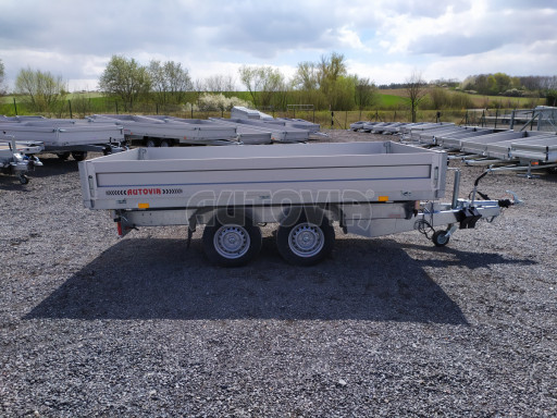 Sklápěcí přívěsný vozík ATS 3SKS 2,7T 3,32x1,70/0,35 ECO el** č.7