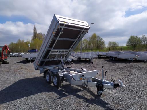 Sklápěcí přívěsný vozík ATS 3SKS 2,7T 3,32x1,70/0,35 ECO el** č.13