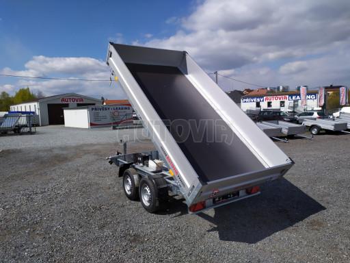 Sklápěcí přívěsný vozík ATS 3SKS 2,7T 3,32x1,70/0,35 ECO el** č.15