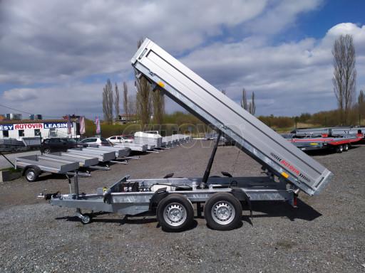Sklápěcí přívěsný vozík ATS 3SKS 2,7T 3,32x1,70/0,35 ECO el** č.16
