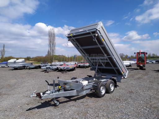Sklápěcí přívěsný vozík ATS 3SKS 2,7T 3,32x1,70/0,35 ECO el** č.3