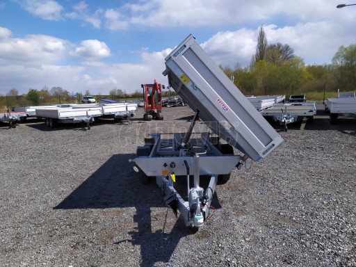 Sklápěcí přívěsný vozík ATS 3SKS 2,7T 3,32x1,70/0,35 ECO el** č.17