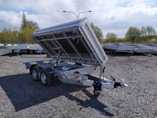 Sklápěcí přívěsný vozík ATS 3SKS 2,7T 3,32x1,70/0,35 ECO el** č.2