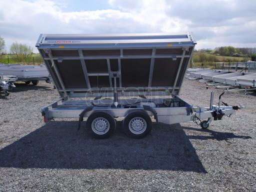 Sklápěcí přívěsný vozík ATS 3SKS 2,7T 3,32x1,70/0,35 ECO el** č.18