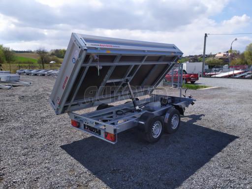Sklápěcí přívěsný vozík ATS 3SKS 2,7T 3,32x1,70/0,35 ECO el** č.19