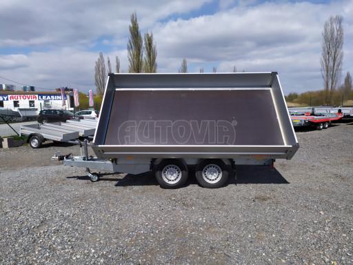 Sklápěcí přívěsný vozík ATS 3SKS 2,7T 3,32x1,70/0,35 ECO el** č.22