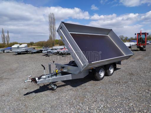 Sklápěcí přívěsný vozík ATS 3SKS 2,7T 3,32x1,70/0,35 ECO el** č.23