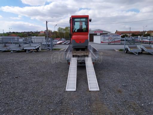Sklápěcí přívěsný vozík ATS 3SKS 2,7T 3,32x1,70/0,35 ECO el** č.34