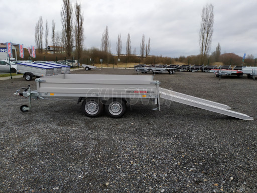 Přívěsný vozík ZV 32 2,0T B2 3,00x1,80/0,35** č.27