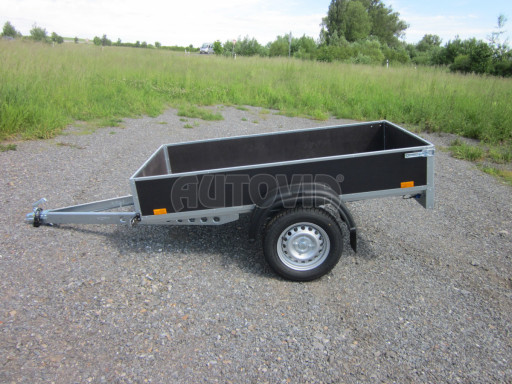 Přívěsný vozík za osobní auto PV 750kg N1 EK 2,16x1,15/0,30* č.5
