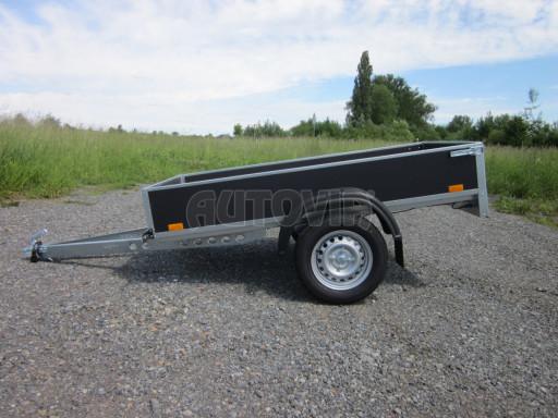 Přívěsný vozík za osobní auto PV 750kg N1 EK 2,16x1,15/0,30* č.6