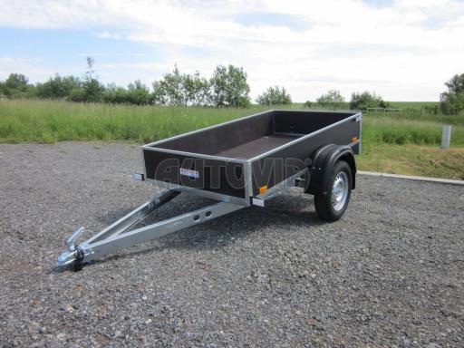Přívěsný vozík za osobní auto PV 750kg N1 EK 2,16x1,15/0,30* č.7