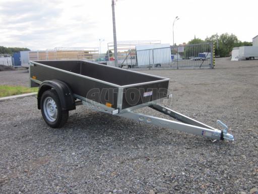 Přívěsný vozík za osobní auto PV 750kg N1 EK 2,16x1,15/0,30* č.4