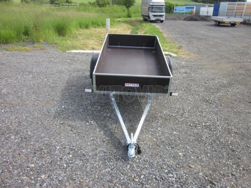 Přívěsný vozík za osobní auto PV 750kg N1 EK 2,16x1,15/0,30* č.14