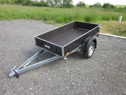 Přívěsný vozík za osobní auto PV 750kg N1 EK 2,16x1,15/0,30* č.3