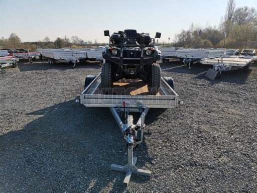 Sklopný přívěs za osobní auto PZ 1,3T 3,00x1,65 skl č.29