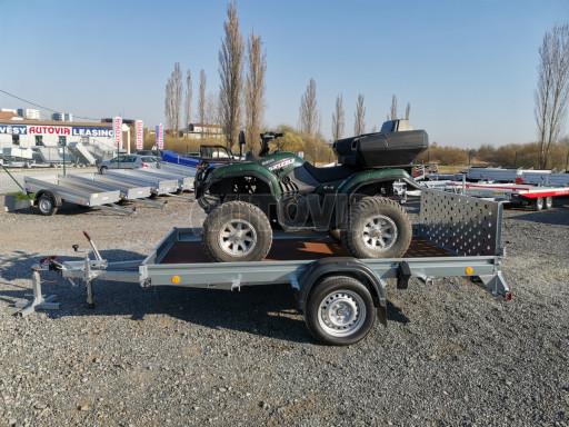 Sklopný přívěs za osobní auto PZ 1,3T 3,00x1,65 skl č.31