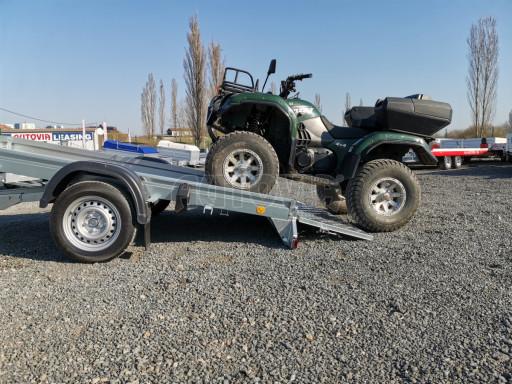 Sklopný přívěs za osobní auto PZ 1,3T 3,00x1,65 skl č.53